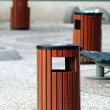 Litter bins — Stock Photo #2845815