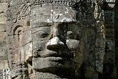 Angkor face — Stock Photo