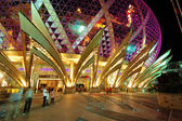 Entrance of casino in Macau — Stock fotografie