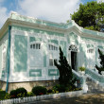 Preserved colonial house, Macau, Taipa — Stock Photo