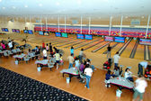 Bowling club — Stockfoto