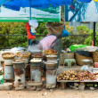Stock Photo: Street vendor in China
