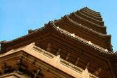 Linggu pagoda — Stok fotoğraf