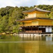 golden pavilion — Stock Photo