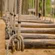 Set of swing woods — Stock Photo