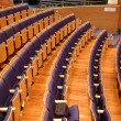 Rows of seats — Stock Photo #3143772