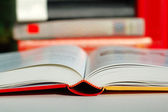 Book reading — Stock Photo