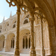Royalty-Free Stock Photo: Mosteiro Dos Jeronimos
