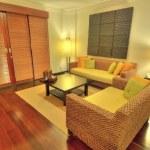 Living room — Stock Photo #3595719