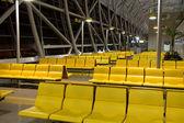 Arkitekturen på flygplats — Stockfoto