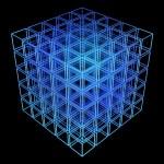 3d cube — Stock Photo #2795946
