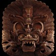 Asian mask - Foto Stock