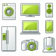 Appliances — Stock Vector