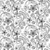 Seamless mönster — Stockvektor