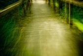 Blurry Passage — Stock Photo