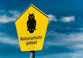 Nature Conservency — Stock Photo