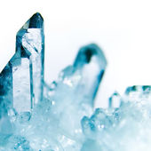 Bergkristall — Stockfoto