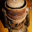 Stock Photo: Rusty Lantern