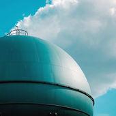 Gas Sphere — Stock Photo