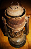 Paslı fener — Stok fotoğraf
