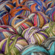 Stock Photo: Multicolored Wool