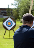 Archery — Stock Photo