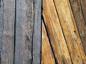 Vieux plancher en bois — Photo