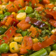 Mixed Vegetables — Foto Stock