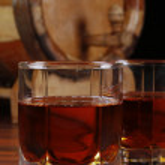 Old whisky — Stock Photo