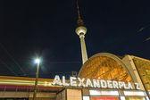 Berlin alexanderplatz — Photo