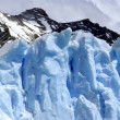 Stock Photo: Detail of Glacier Perito Moreno