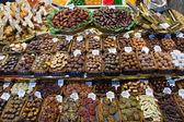 Chocolates and Candies — Stock Photo