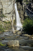 Waterfall Chorillo del Salto — Stock Photo