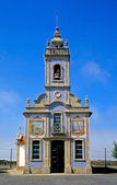 Small church in northern Portugal — Stock Photo