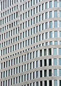 Facade of a modern building — Stock Photo
