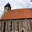 St. Blasius Church in Hann Muenden — Stock Photo