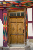 Old front door — Stock fotografie