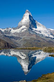 Doubled Matterhorn — Stock Photo