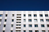 Modern facade of an office building — Stock Photo