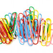 Royalty-Free Stock Photo: Paperclips