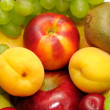 Fresh fruits and vegetables — Stock Photo #2838207