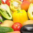 Vegetables and fruits — Stock Photo #2879677