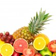 Fresh fruits and vegetables - Stockfoto