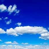Céu — Fotografia Stock