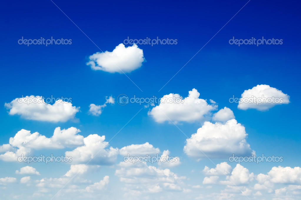 Clouds — Stock Photo #2900529