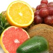 Fresh fruits - Foto de Stock