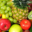 Stock Photo: Fruits