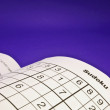 Royalty-Free Stock Photo: Sudoku Puzzle