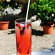 Tall Summer Drink — Stock Photo