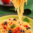 Spaghetti — Stock Photo #2854861